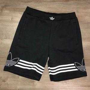 NWT Adidas kids shorts size M (11-12y)